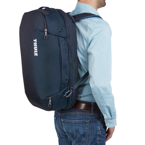 Thule Subterra Convertible Duffel Carry-on 40L | Mineral - KaryKase