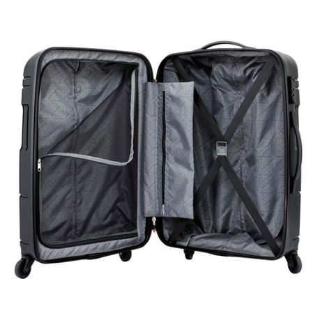 Kamiliant Mapuna Luggage Set | Asphalt Black - KaryKase