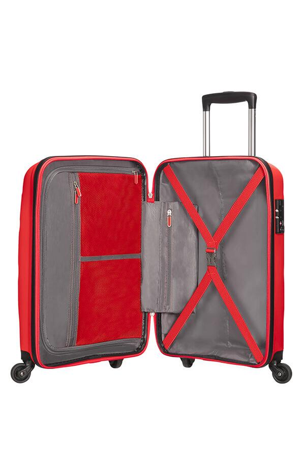 American Tourister Bon Air Luggage Set | Magma Red - KaryKase