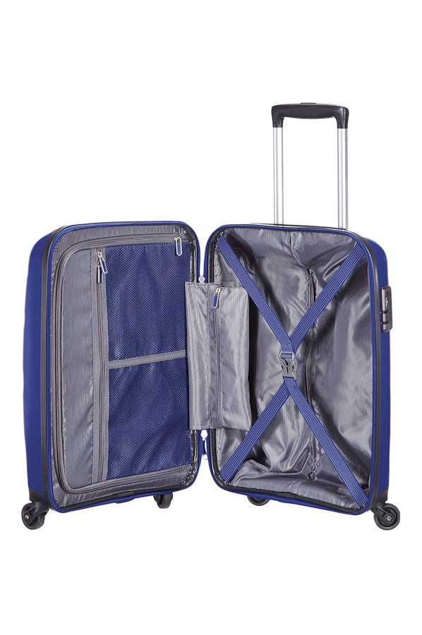 American Tourister Bon Air 55cm Cabin Spinner | Midnight Navy - KaryKase