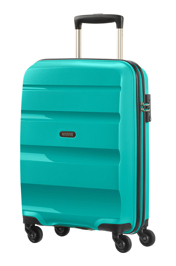 American Tourister Bon Air 55cm Cabin Spinner | Deep Turquoise - KaryKase