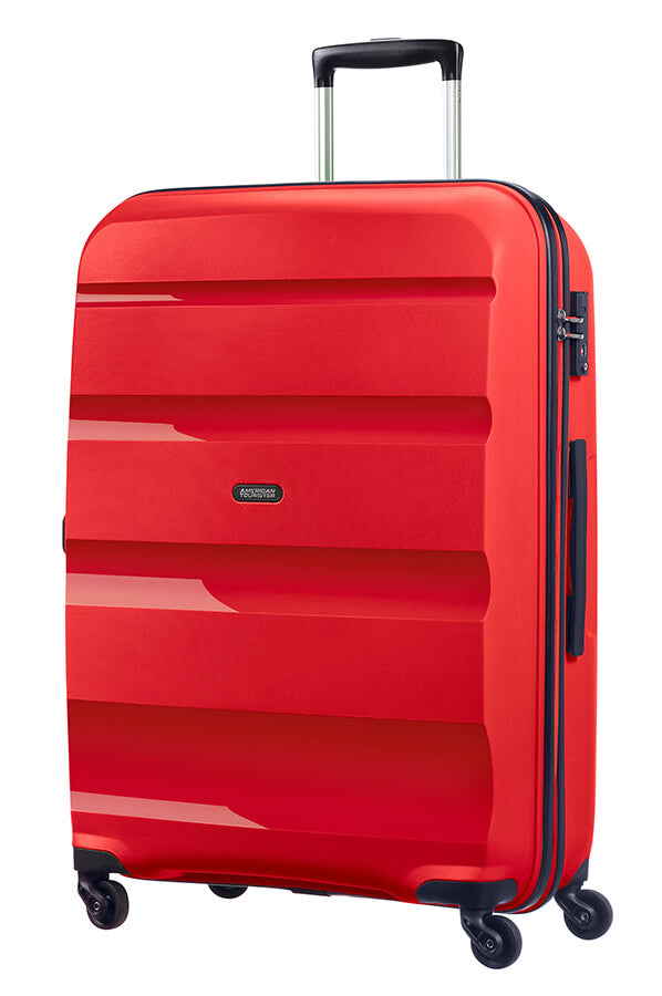 American Tourister Bon Air 75cm Medium Spinner | Magma Red - KaryKase