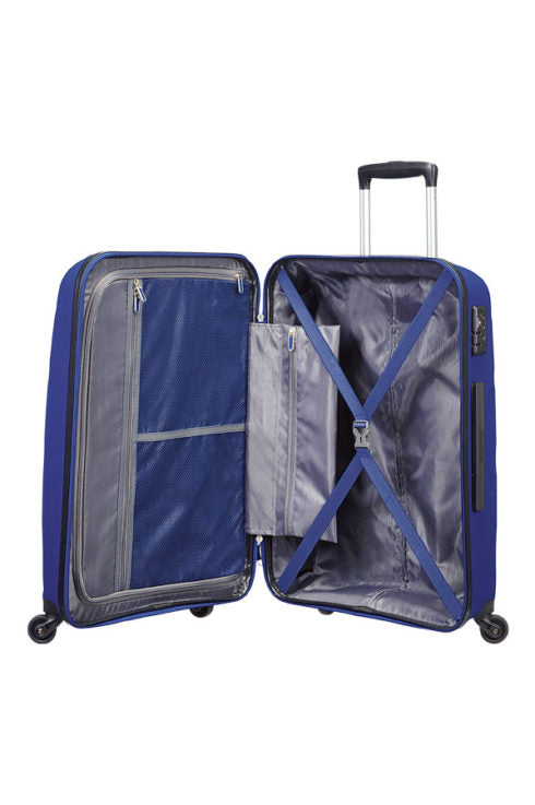 American Tourister Bon Air 75cm Medium Spinner | Midnight Navy - KaryKase