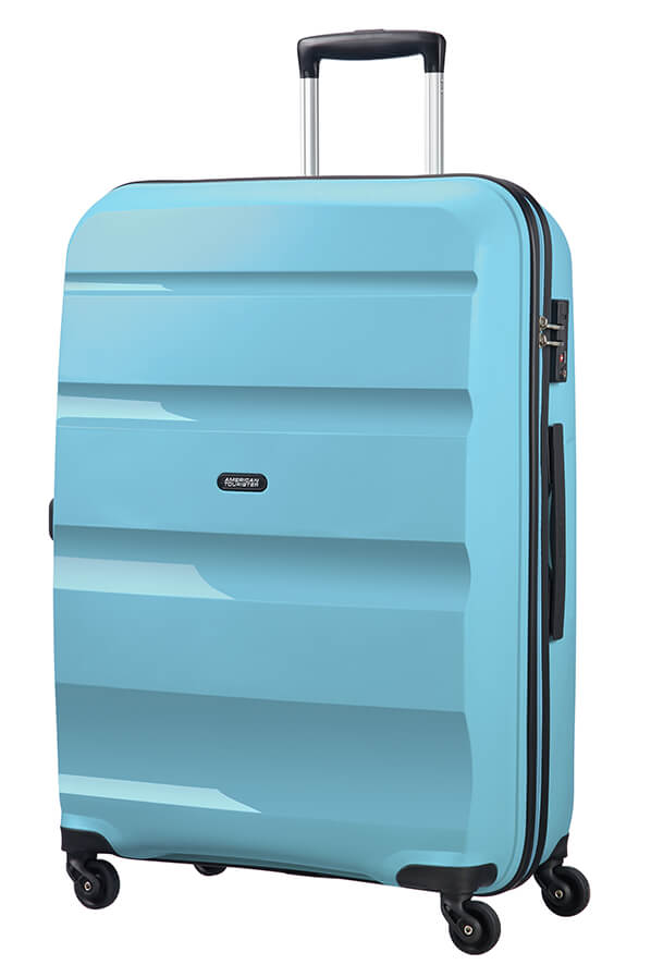 American Tourister Bon Air 75cm Medium Spinner | Blue Topaz - KaryKase