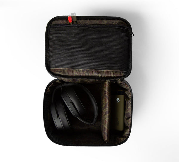 Skullcandy Pro Headphone Travel Kit | Camo