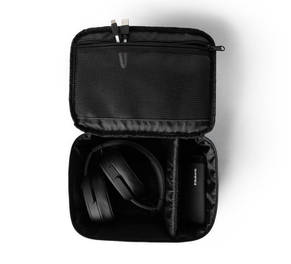 Skullcandy Pro Headphone Travel Kit | Black - KaryKase