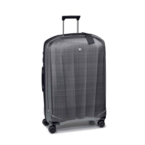 Roncato We Are Glam 80cm Large Spinner | Platinum - KaryKase