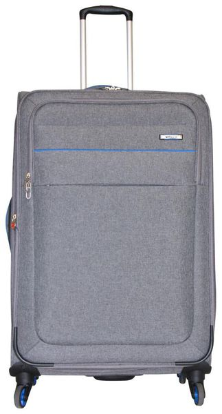 Tosca Cruiser Expandable 60cm Medium Spinner | Grey - KaryKase
