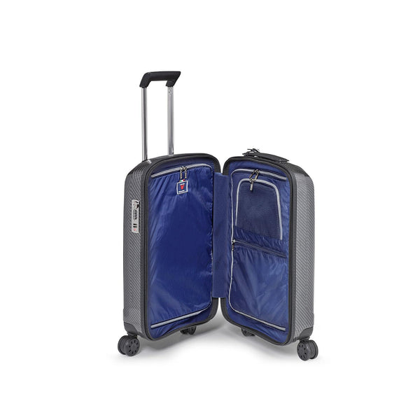 Roncato We Are Glam 55cm Carry-On Spinner | Graphite - KaryKase