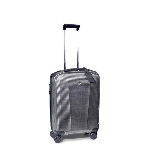 Roncato We Are Glam 55cm Carry-On Spinner | Platinum - KaryKase