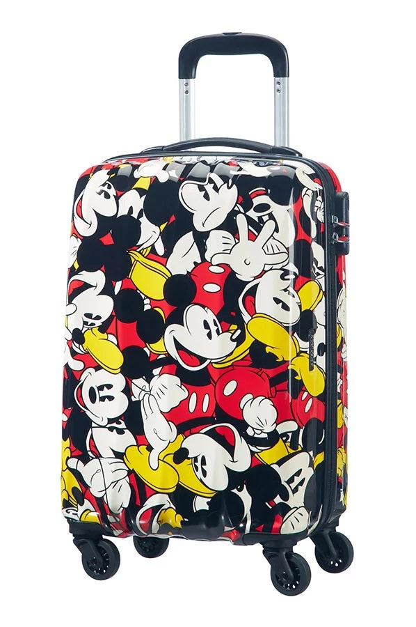 American Tourister Disney Legends 55cm Cabin Spinner | Mickey Comics - KaryKase