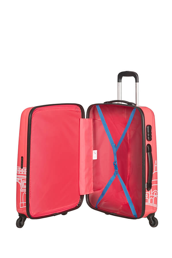 American Tourister Disney Legends 65cm Medium Spinner | Minnie Paris - KaryKase