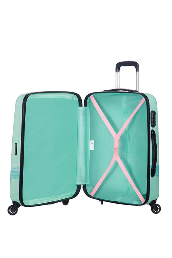 American Tourister Disney Legends 65cm Medium Spinner | Minnie Amsterdam - KaryKase