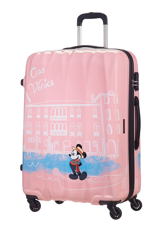 American Tourister Disney Legends 75cm Large Spinner | Mickey Venice - KaryKase