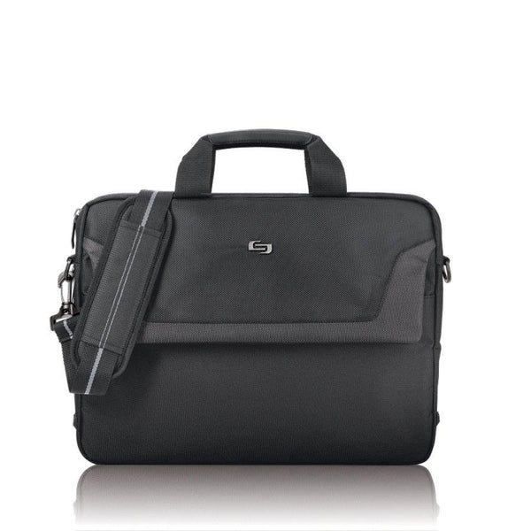 Solo Flatiron Laptop Slim Brief - KaryKase