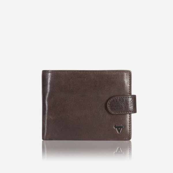 Brando Cooper X Multi Card Leather Wallet | Brown