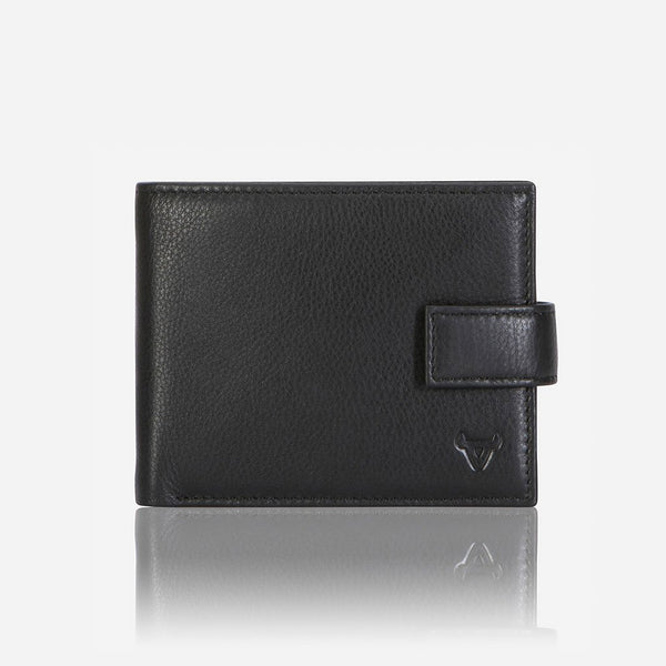 Brando Armstrong  Essential Leather Executive Wallet | Black