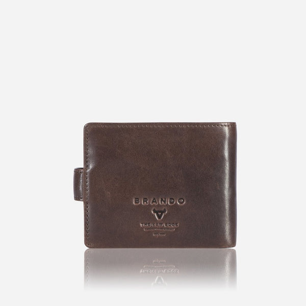 Brando Cooper X Essential Executive Wallet | Brown