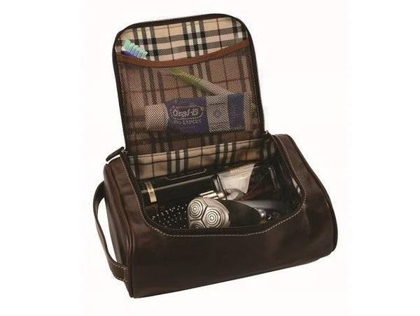Adpel Bon Voyage Travel Kit | Brown - KaryKase