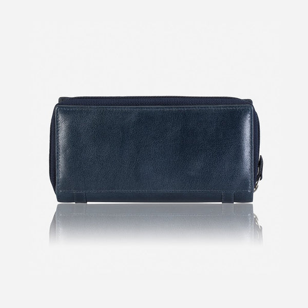 Brando Dalia & Erica Multi Card Purse  | Blue