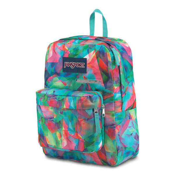 Jansport Digibreak Exclusive Laptop Backpack | Crystal Light - KaryKase