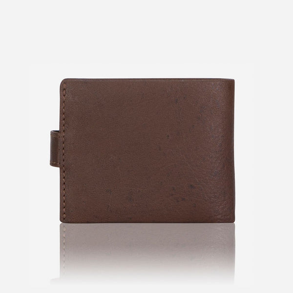 Brando Oryx Multi Card Leather Wallet | Brown