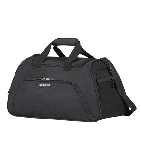 American Tourister Road Quest Sportsbags 50cm Duffel | Black - KaryKase