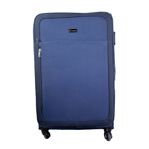 Travelwize Luggage Polar Series 65cm Spinner | Navy Blue - KaryKase