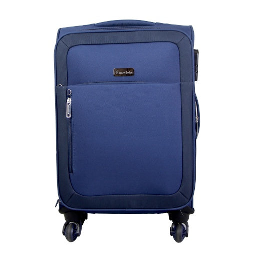 Travelwize Luggage Polar Series 50cm Cabin Spinner | Navy Blue - KaryKase