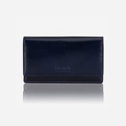 Brando Dalia & Erica The Alloway Ladies Purse  | Blue - KaryKase