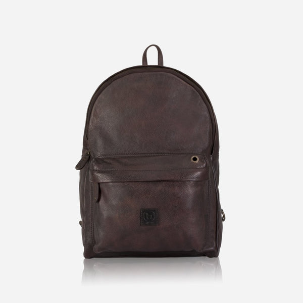 Brando Daytona Backpack | Brown - KaryKase