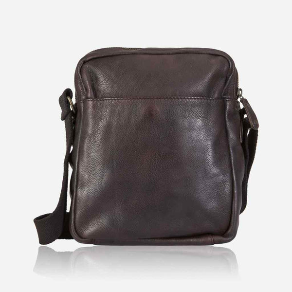 Brando Daytona Crossbody Bag | Brown - KaryKase