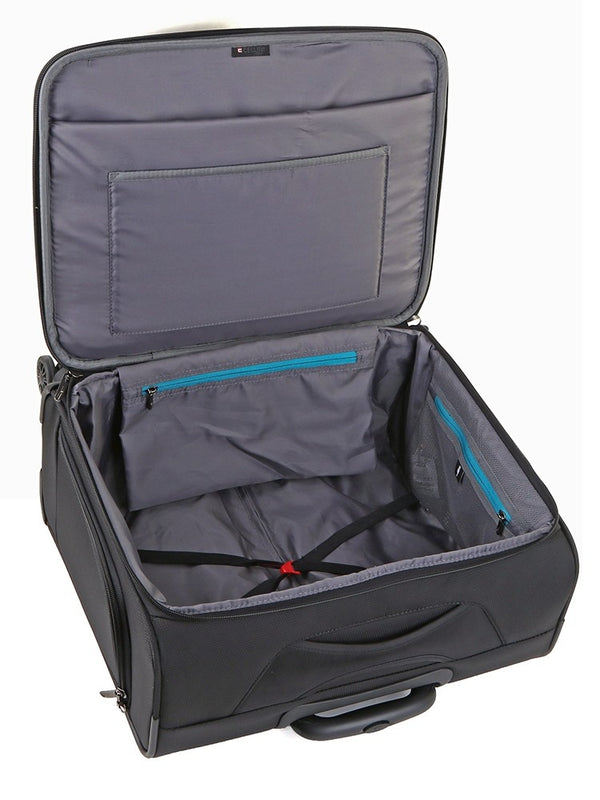 Cellini Xpress Trolley Business Case | Black - KaryKase