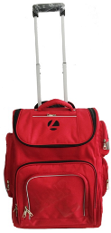 Tosca Longboard Cruiser School Trolley Backpack - KaryKase