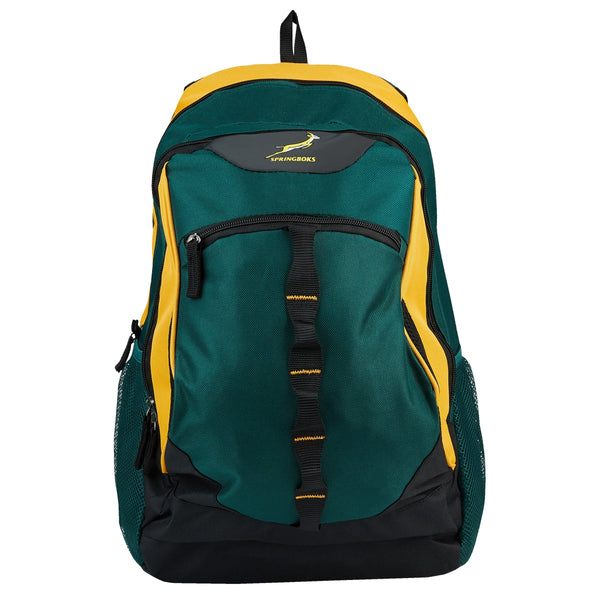Springbok Sidestep 28L Backpack | Green/Gold - KaryKase