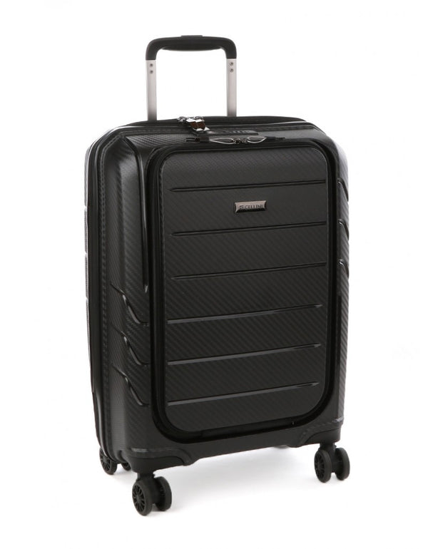 Cellini Microlite 54cm Business Carry-on | Black - KaryKase
