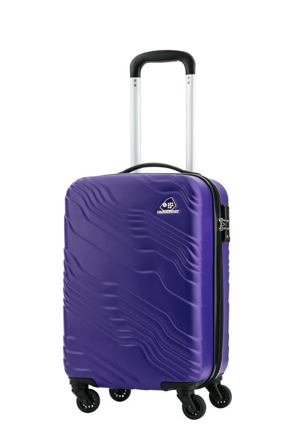 Kamiliant Kanyon Luggage Set | Royal Blue - KaryKase