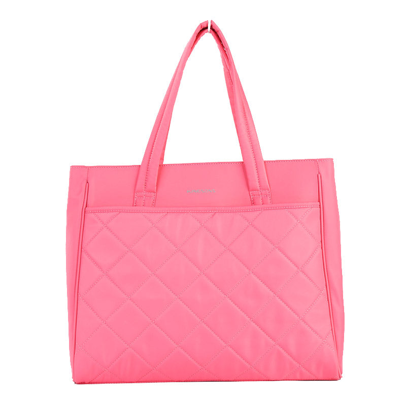 Kingsons Elegant Series Shoulder Bag | Pink - KaryKase