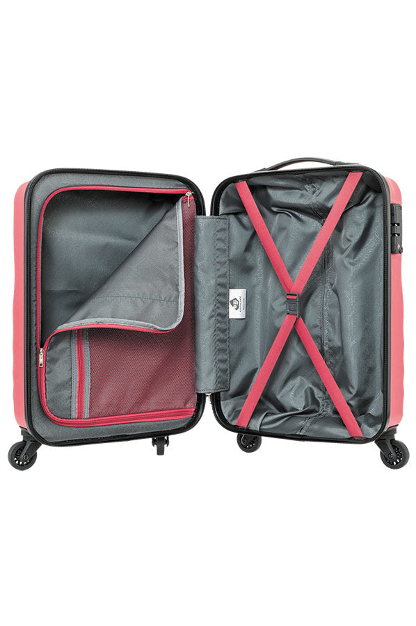 Kamiliant Kam Kapa Luggage Set | Carmine Red - KaryKase