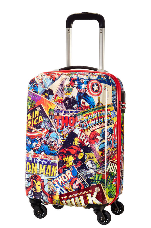 American Tourister Marvel Legends 55cm Cabin Spinner - KaryKase