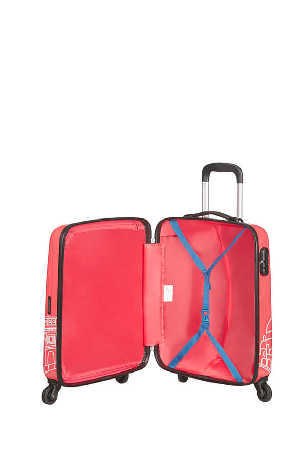 American Tourister Disney Legends 55cm Cabin Spinner | Minnie Paris - KaryKase