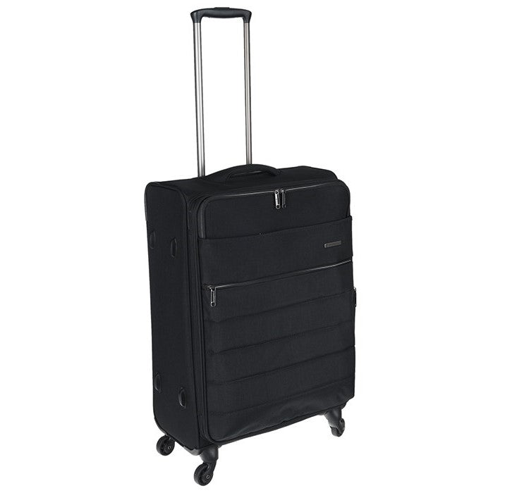 Conwood Expandable 50cm Cabin Spinner | Black - KaryKase
