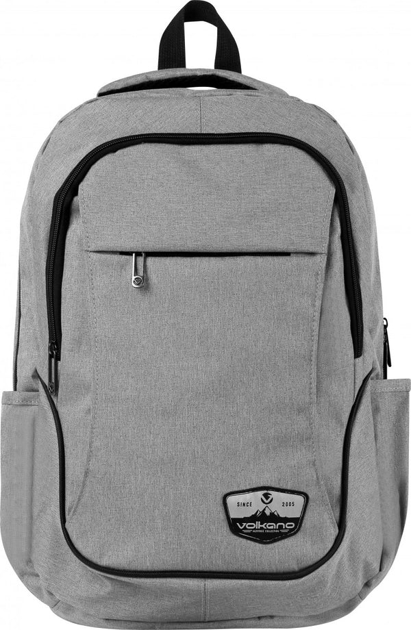 Volkano Victory Backpack | Charcoal - KaryKase