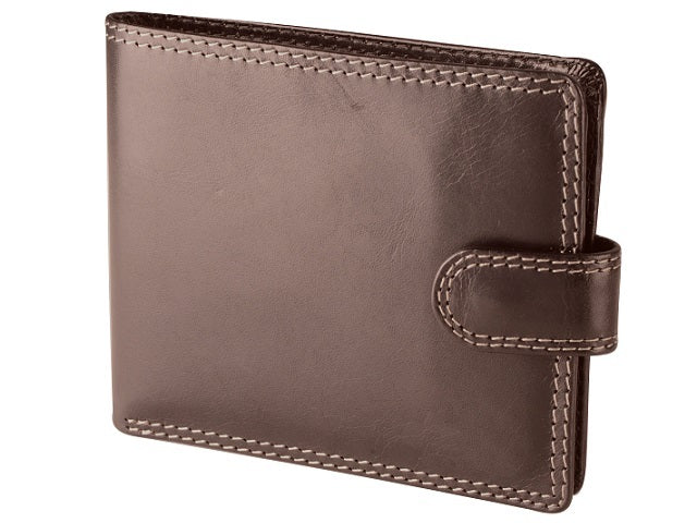 Adpel Dakota Leather Wallet | Brown - KaryKase