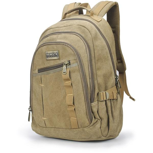 Tosca 45cm Canvas Backpack