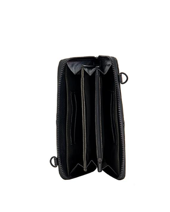 Zemp Ayo Ladies Slingbag And Purse Hybrid | Black - KaryKase