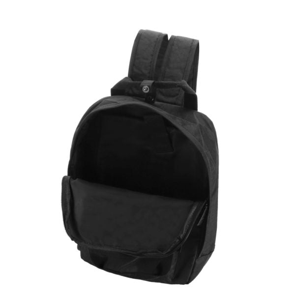 Escape Nylon Utility Laptop Backpack | Black - KaryKase
