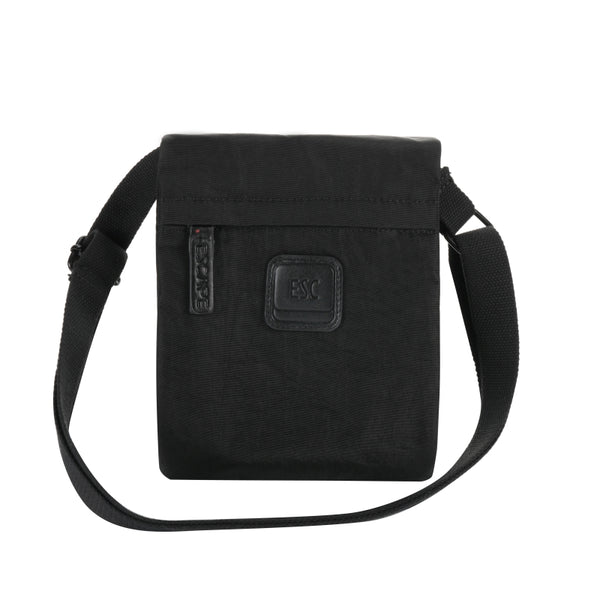 Escape Nylon Utility Cross Body Bag | Black - KaryKase