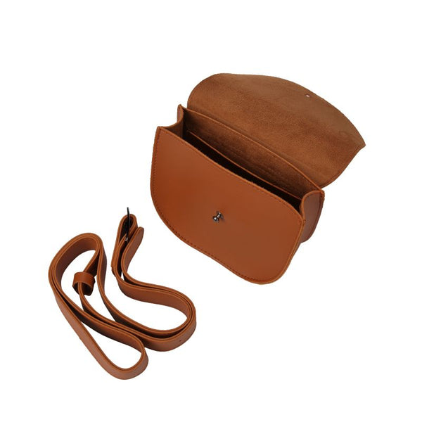Escape Horseshoe Belt Bag | Light Brown - KaryKase