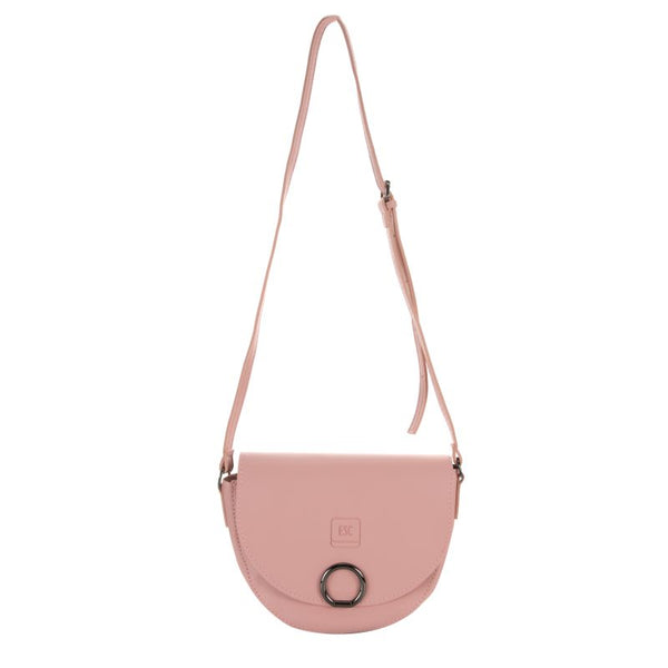 Escape Horse Shoe Cross Body Bag | Antique Pink - KaryKase